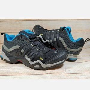Adidas Terrex Fast X Athletic Hiking Shoes Size 8